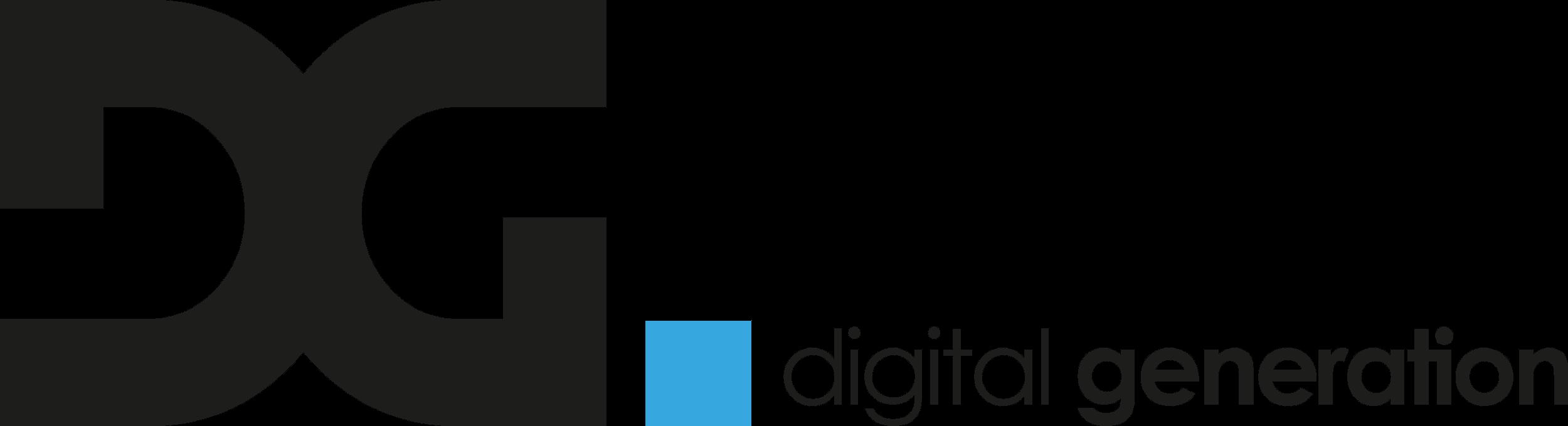 Home - DG - Digital Generation