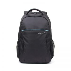Kingsons Blue Stripe Series Laptop Backpack