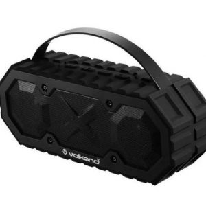 "Bluetooth Wireless Waterproof Outdoor Speaker Built In Mic Built In Rechargeable Battery IP67 Dust & Waterproof Specifications: Bluetooth Wireless: V2.1 + EDR Bluetooth Range: 10m Battery: 2000 mAh, Rechargeable Li-polymer Speaker: Dual 2"" Neodymium drivers + 1 passive bass radiator Output Power 5W x 2 Frequency Response: 100Hz - 18kHz Input Source: Aux, Micro USB"