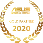 ASUS Gold Partner Logo 2020